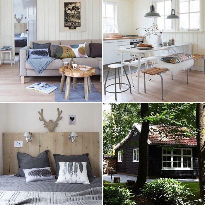 Scandinavisch genieten in dit Friese vakantiehuis in Appelscha