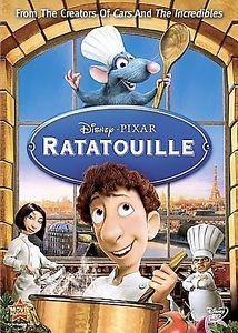 Ratatouille - DVD Brand New Disney Animated Sealed  | eBay