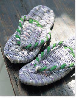 布ぞうりの作り方-2 | 雑誌「いきいき」