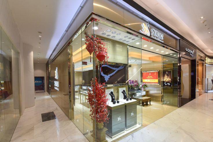 Swan Jewellery Lippo Puri Mall Jakarta