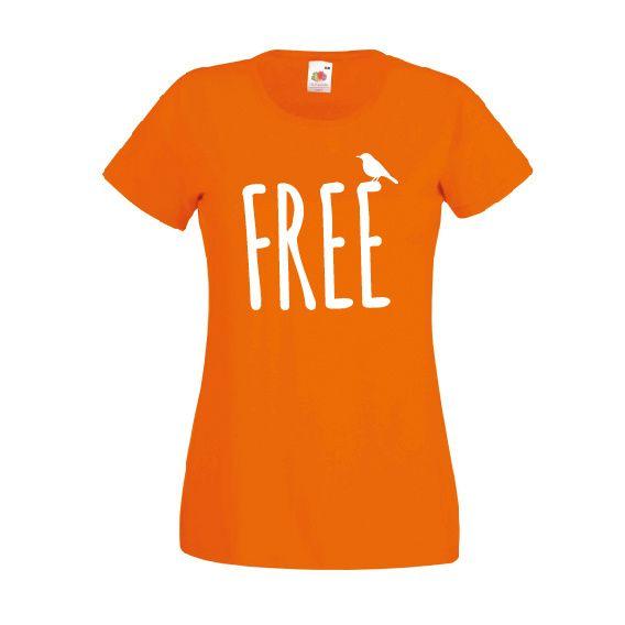 Tshirts Bevrijdingsdag 2017 | Free