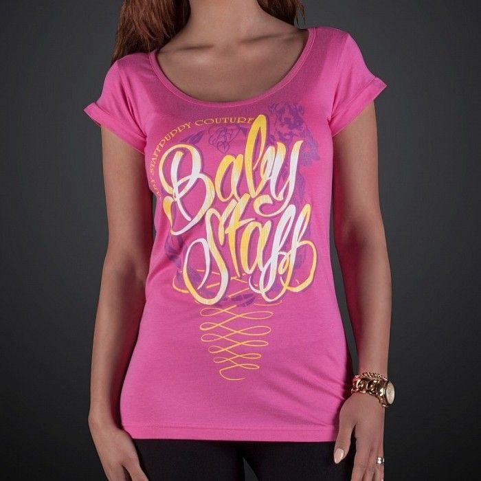 Tričko BABYSTAFF Hira pink