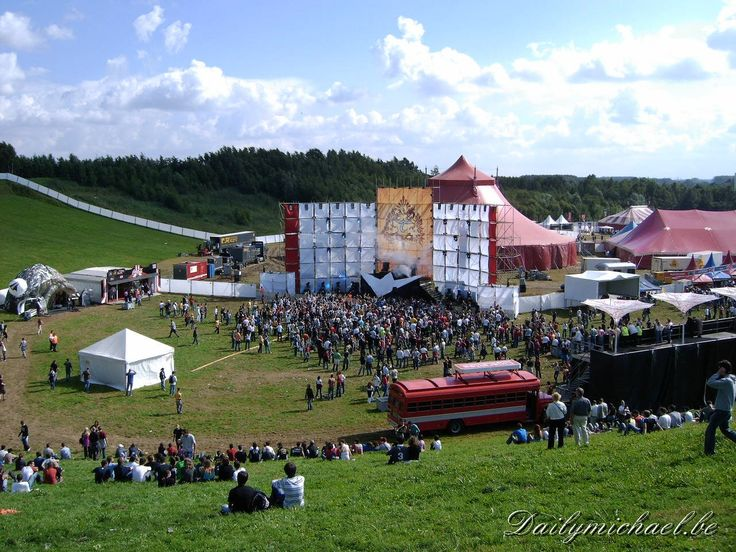Tomorrowland aftermovie 2005 (first edition)