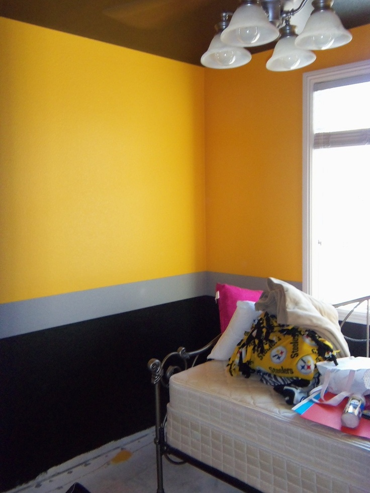 1000+ Images About Steelers Room Decor On Pinterest