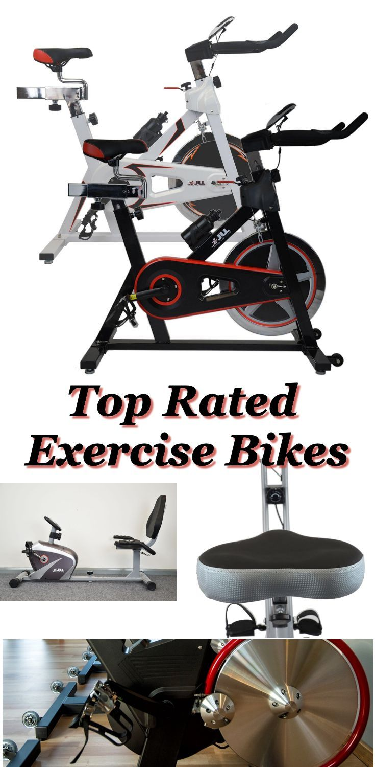 Top Rated Exercise Bikes Recumbent Bike Workout Exercise Bike