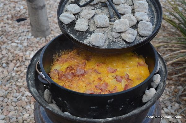 Tutorial On Using A Dutch Oven by Food Storage Moms