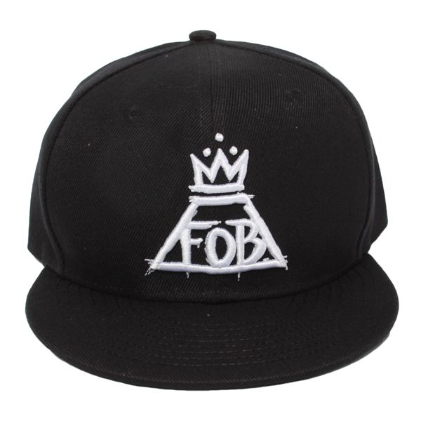 Fall Out Boy Chicago Hat. I don't even wear hats but I would wear this!
