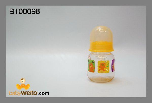 B100098  Botol Susu mix  BPA Free  Warna sesuai gambar  Ukuran :90ml  IDR 30*