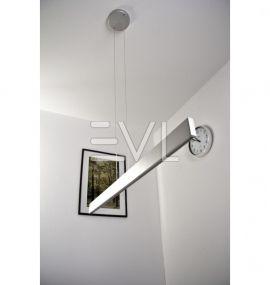 Exact pendant LED white 6x2.5W SELV