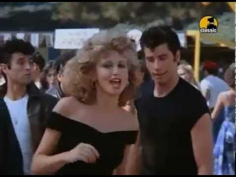 "JOHN TRAVOLTA & OLIVIA NEWTON JOHN / YOU'RE THE ONE THAT I WANT [from GREASE] (1978) -- Check out the ""Super Sensational 70s!! (part 2)"" YouTube Playlist --> http://www.youtube.com/playlist?list=PLObUjr5lC761D9Fi9yH-NtEsx9RYxuBnR #1970s #70s"