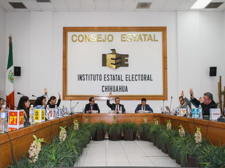 El Consejo Estatal del Instituto Estatal Electoral (IEE), en su Décima Primera Sesión Extraordinaria, aprobó de manera unánime...