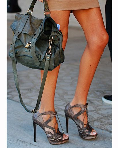 Shoes, bag: Fashion Shoes, Fashion Week, Street Style, New York Fashion, Girls Fashion, Heels, Shoes Bags, Girls Shoes, Summer Clothing