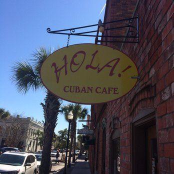 Hola Cafe Fernandina Beach