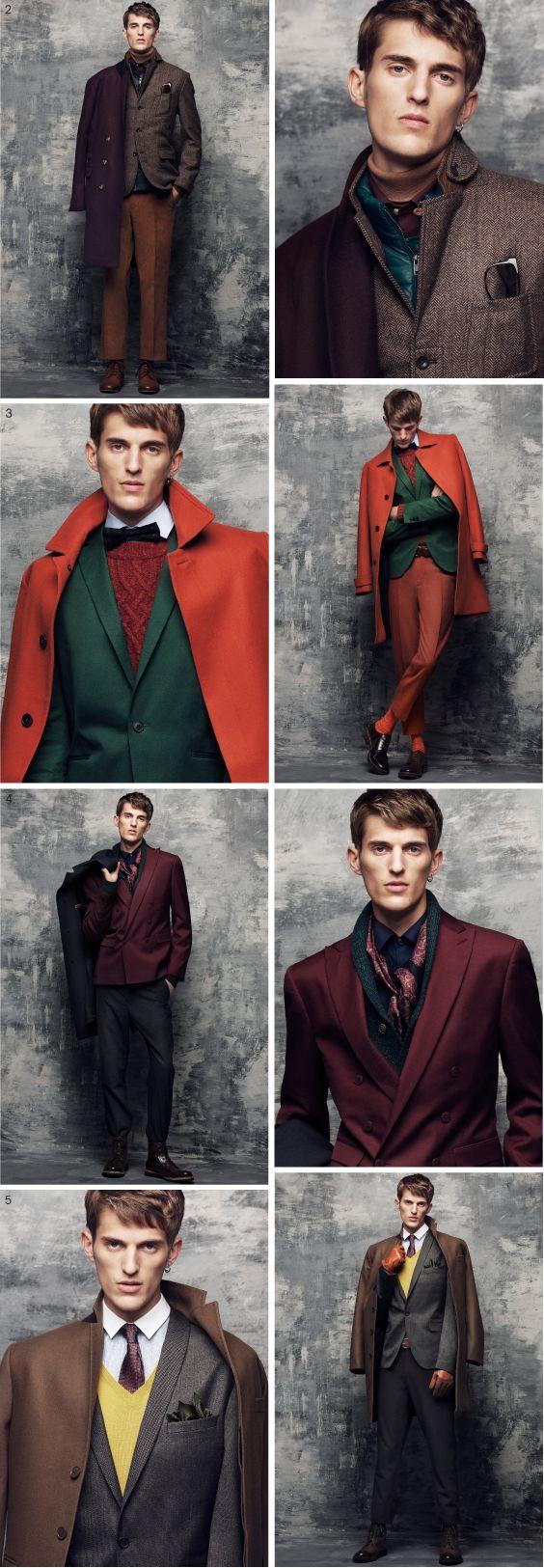 H & M Life | H & M US: Men Clothing, Fall Wint, Fall Colors, Colors Combinations, Men Fashion, Men'S Fashion, Elegant Menswear, Comforter Menswear, Eccentric Menswear