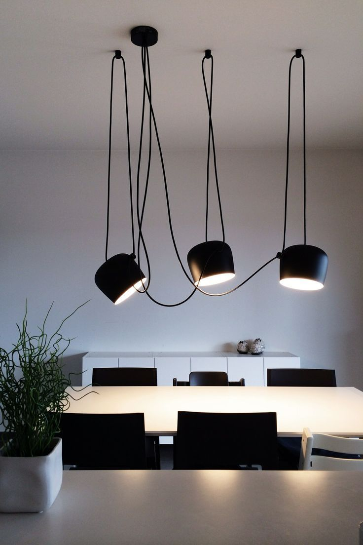modern lighting design houses. aim suspension lighting by ronan and erwin bourouleac for flos modern design houses t