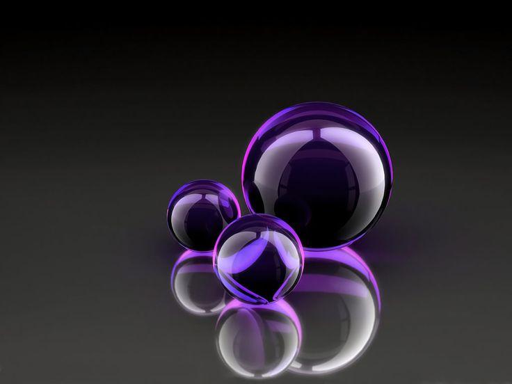 Significado adivinatorio del color. Índigo Violeta y morado.
