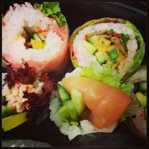 Pamiętacie o #kenkosushi? :) #krakow #sushi