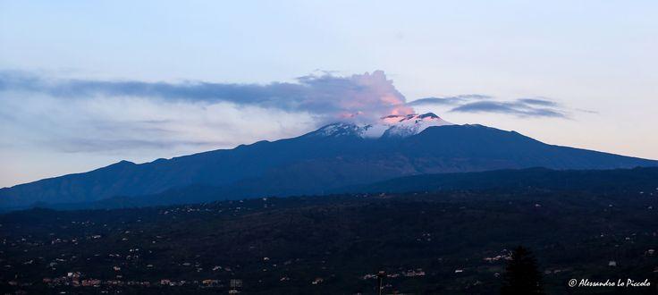 https://flic.kr/p/MAfwbL   ETNA - first autumn's  hail and snow...   ETNA @ sunrise with first autumn's hail & snow...  L'ETNA all'alba con prime nevi e grandine d'autunno...  (view from Fiumefreddo - Sicily)  Sept. 27th 2016 - about h. 07:00 CET  Canon EOS 6D + Tamron SP 70-200 f/2.8 VC USD  © Alessandro Lo Piccolo - all rights reserved