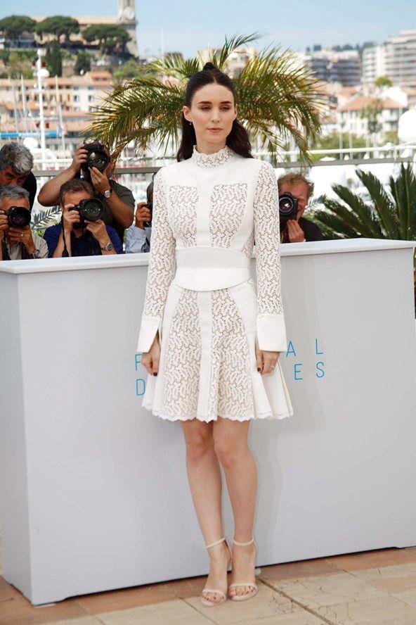 Cannes: um festival de tendências em plena Costa Azul. #RooneyMara