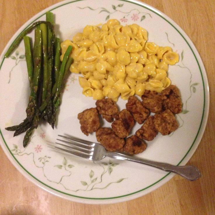 Fried cube steak asparagus my food creations for Ada s fish fry