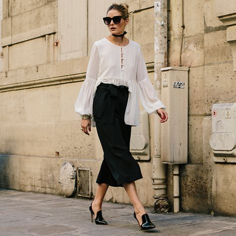 Photo Credit: Phill Taylor (@philltaylormade) More often than not, combining classic black and white pieces can create uber chic and polished ensembles. For a perfect example, Olivia stylesa pair ...
