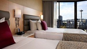 Downtown Seattle Hotels - Warwick Seattle Hotel - Belltown Washington