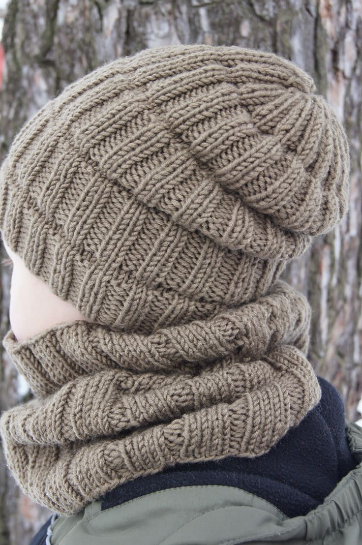 12 best Mützen images on Pinterest | Knitting stitches, Knitting ...