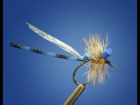 Fly Fish Food -- Fly Tying and Fly Fishing : Top 10 Summer Dry Fly Patterns
