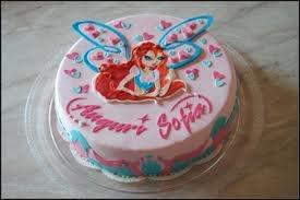 winx club birthday cakes - Google Search