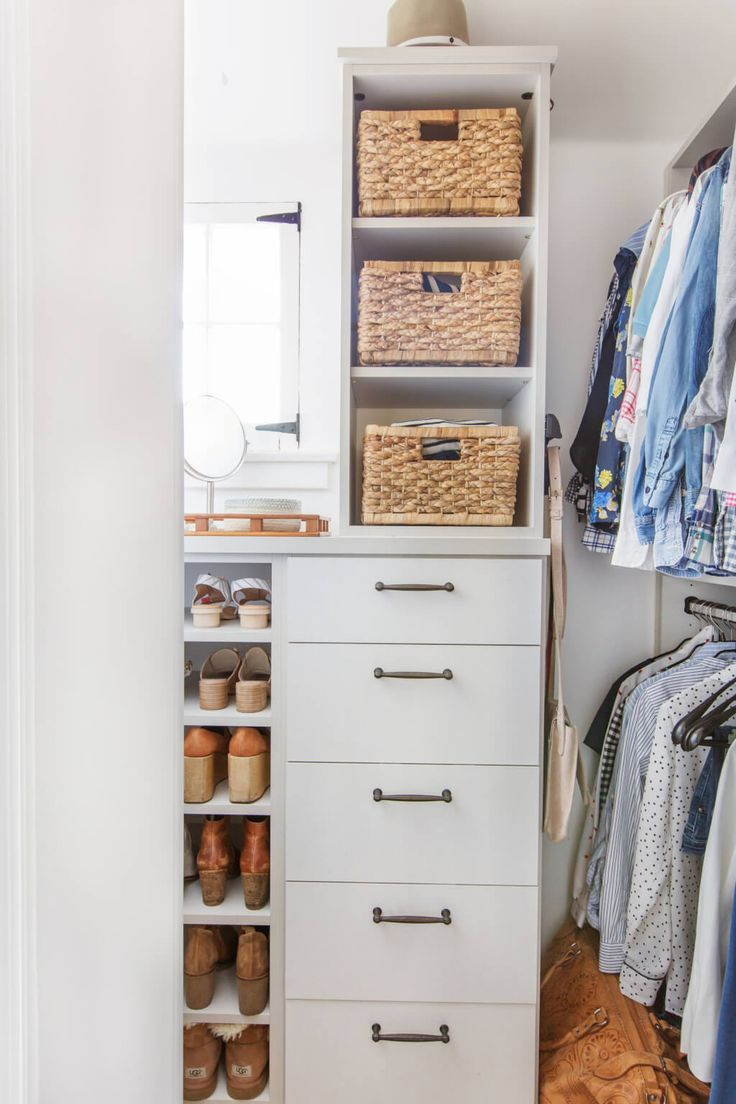 """When we bought the house one of our major concerns was storage – the closets were """"vintage"""" and """"adorable"""". But not everything original needs to remain in your house if it's not going to work best for your lives or say, ruin your marriage. Most of our friends were like 'YOU CAN'T LIVE LIKE THIS,... Read More …"""