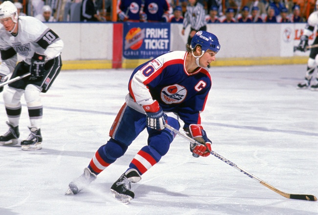 Dale Hawerchuk | Winnipeg Jets | NHL | Hockey