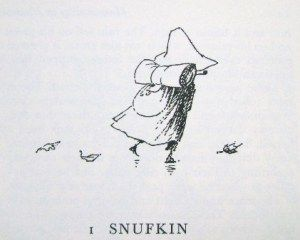I adore everything about Snufkin