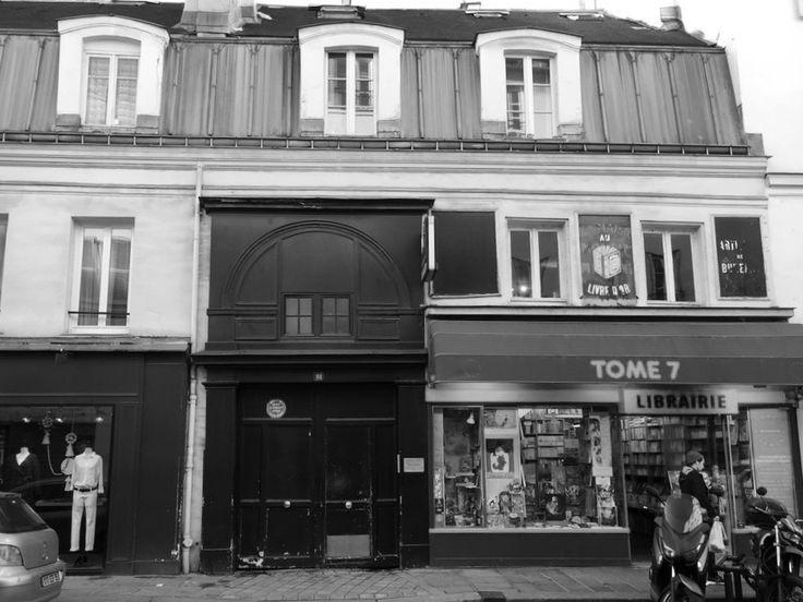 Rue Saint Dominique Paris