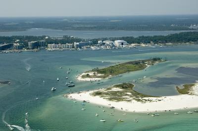 Robinson and Bird Islands  City of Orange Beach Parks & Recreation Department