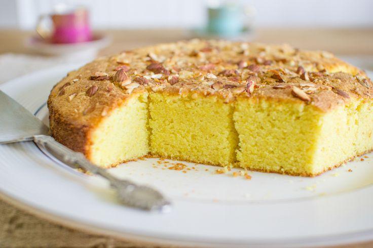 Tahini Cake Gluten Free