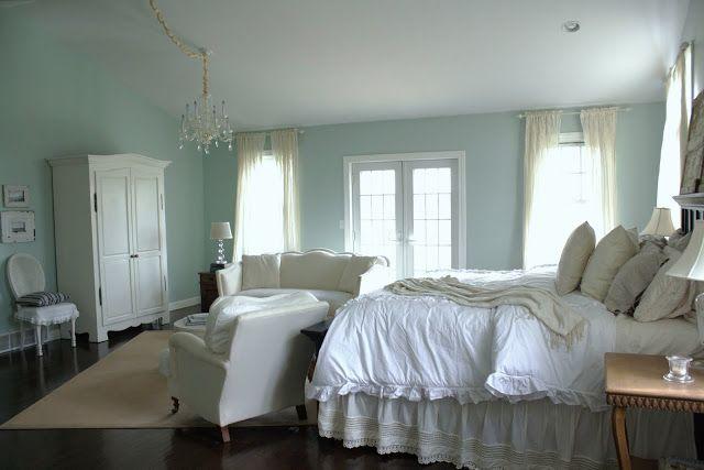 benjamin moore hc 144 palladian blue bedrooms pinterest
