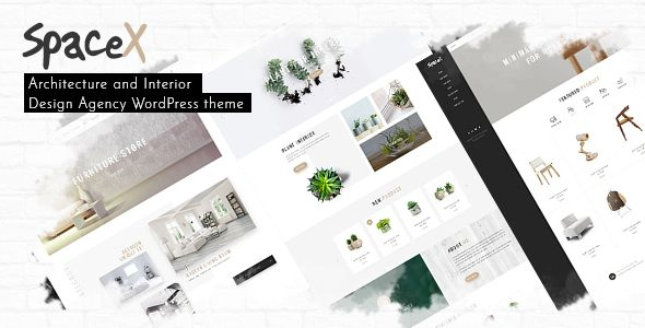 10638 best nulled warez themes and scripts images on for Addison interior design decoration wordpress theme nulled