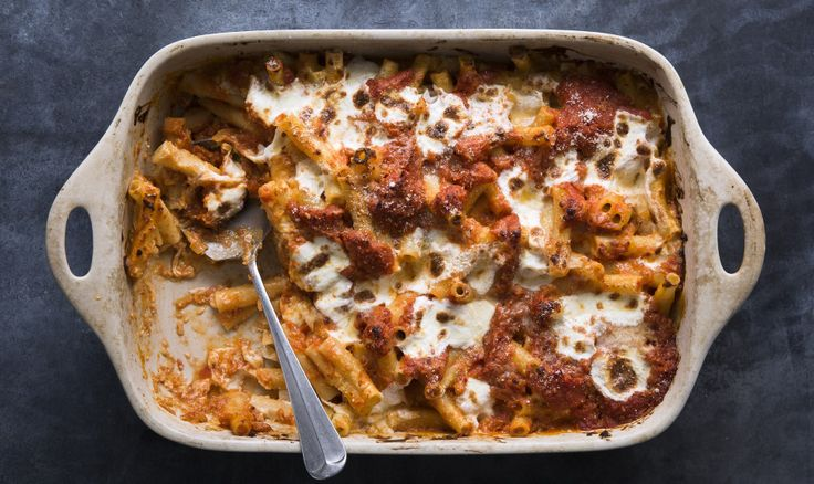 Sunday Suppers with Lunchbox Love | BA's Best Baked Ziti