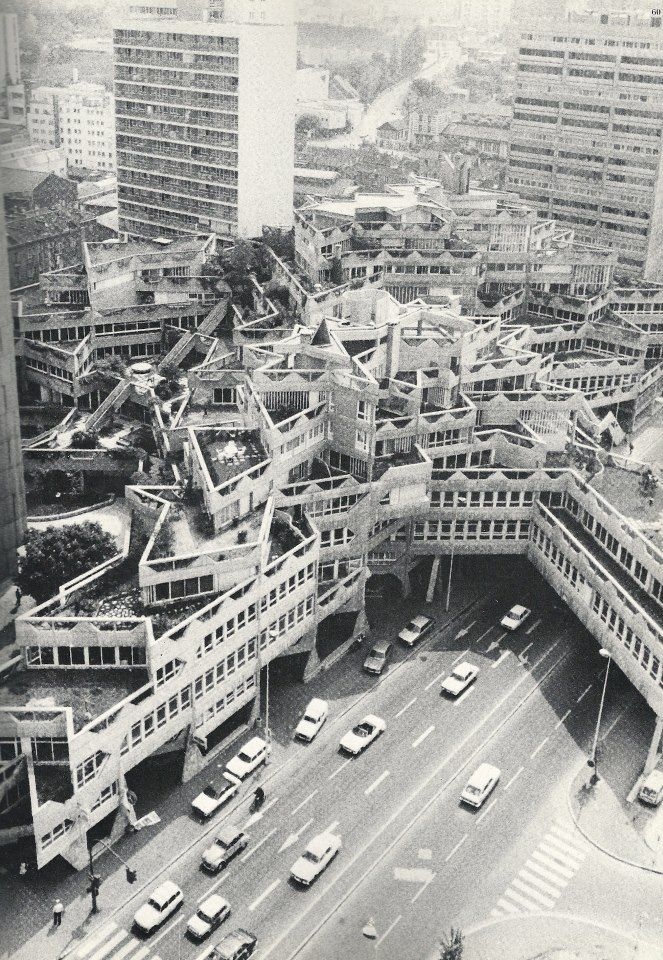 The 129 best images about Architecture on Pinterest Egon Eiermann