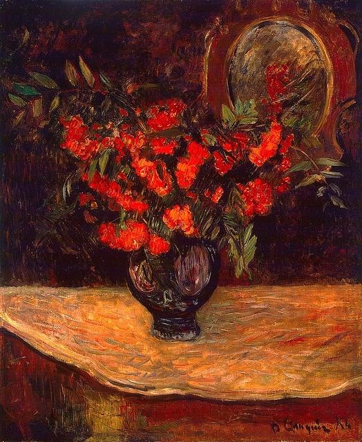 Paul Gauguin, Bouquet