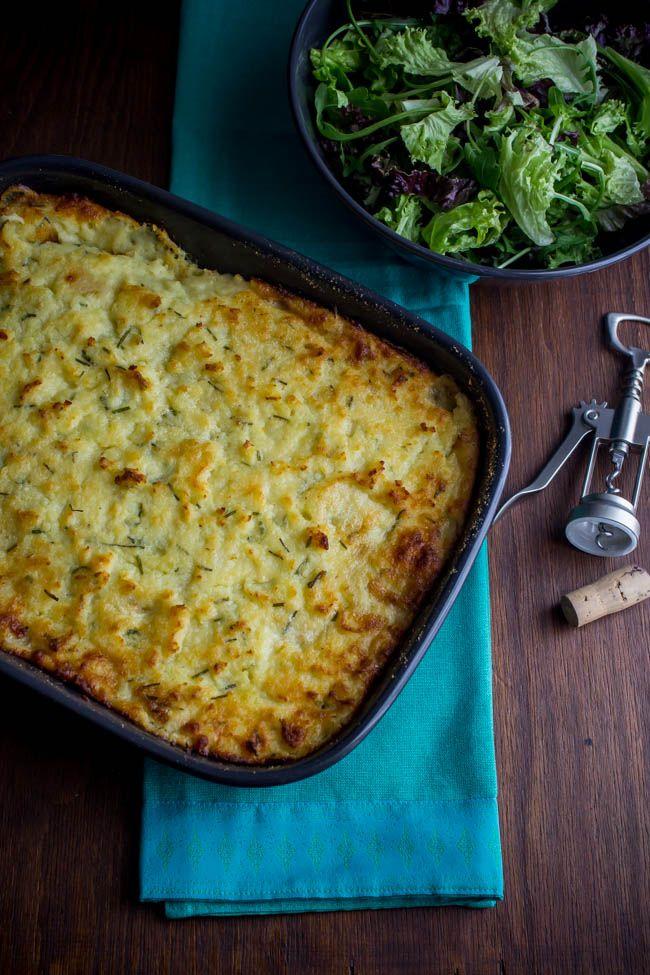 Η πίτα του βοσκού (Shepherd's pie) - Myblissfood.grMyblissfood.gr