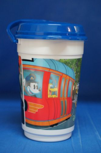 Disney-California-Adventure-Red-Car-Conductor-Mickey-Mouse-Fab-5-Popcorn-Bucket