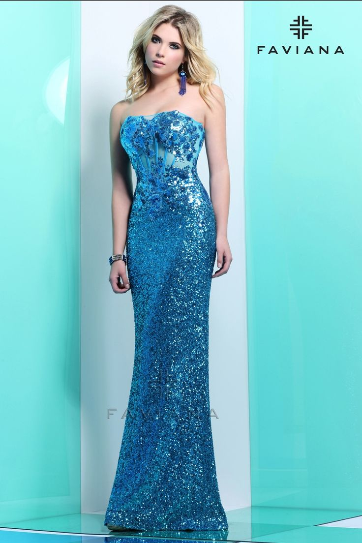 21 best Faviana images on Pinterest | Party wear dresses, Formal ...