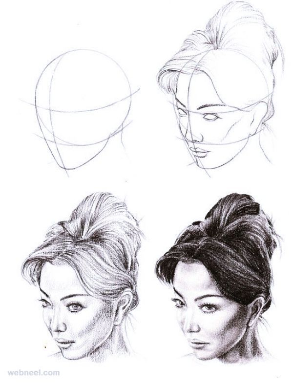 40 Drawing Tutorial for Occasional Artists   Art work