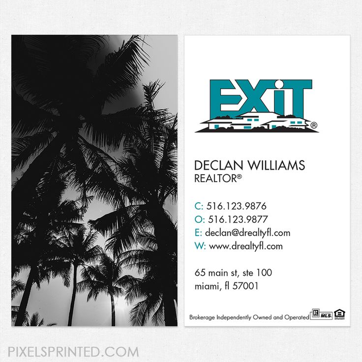 80 best EXIT business cards and stationery. images on Pinterest