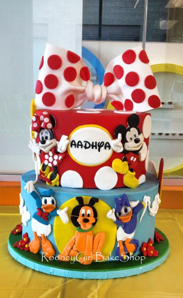 Art Easel Cake Topper : 91 best Disney s Daisy and Donald Duck Cakes images on ...