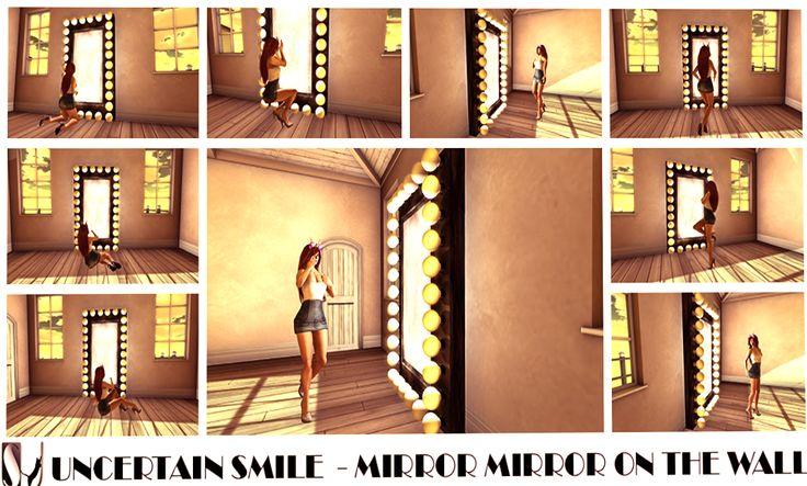 UNCERTAIN SMILE
