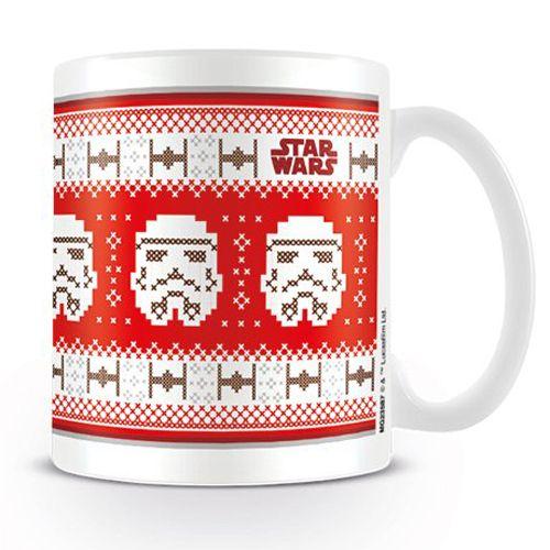 Star Wars karácsonyi bögre