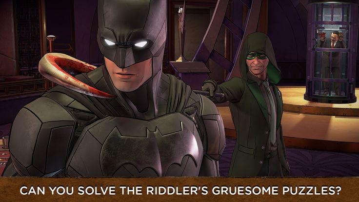 El juego Batman: The Enemy Within acaba de ser publicado porThe Telltale Series para Androidy con el objetivo de promocionarlo ofrecen gratis el primer capítulo a todo el público. Riddler ha vuelto para aterrorizar...