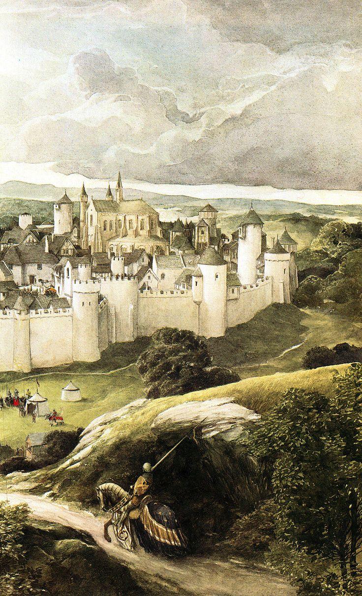 Alan Lee Camelot (off 'Castles')